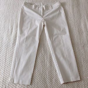 ANN TAYLOR CROP PANTS